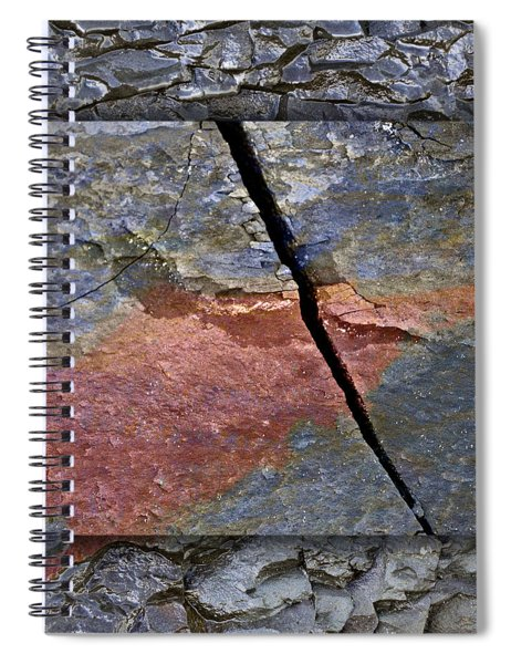 Between Tides Number 15 Square Spiral Notebook
