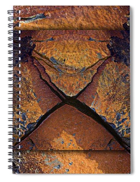 Between Tides Number 16 Spiral Notebook