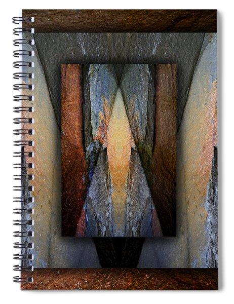 Between Tides Number 3 Spiral Notebook