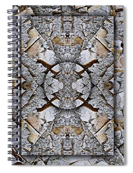 Between Tides Number 8 Spiral Notebook