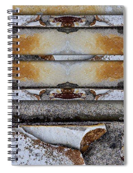 Between Tides Number 9 Spiral Notebook