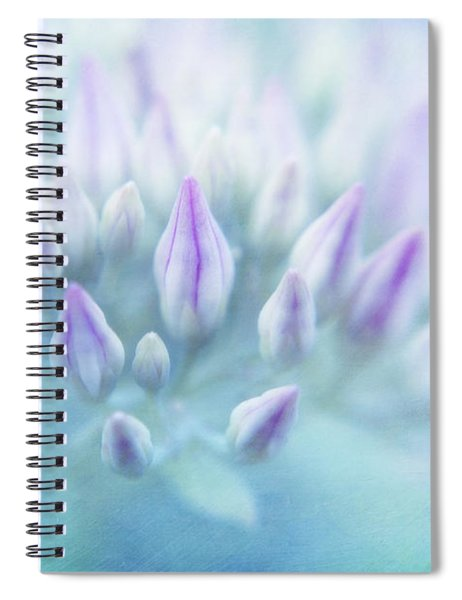 Bientot Spiral Notebook by Priska Wettstein