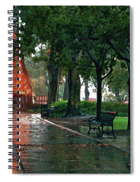 Bienville Square Spiral Notebook