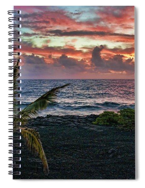 Big Island Sunrise Spiral Notebook