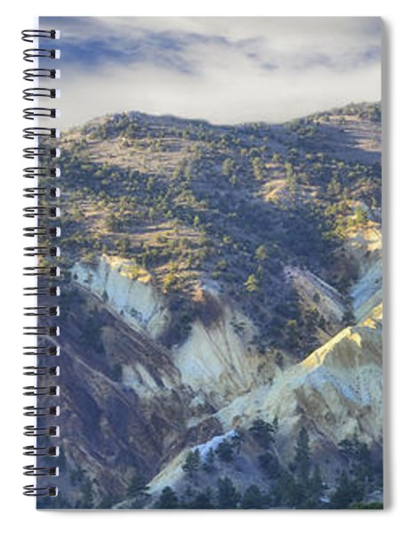 Big Rock Candy Mountains Spiral Notebook