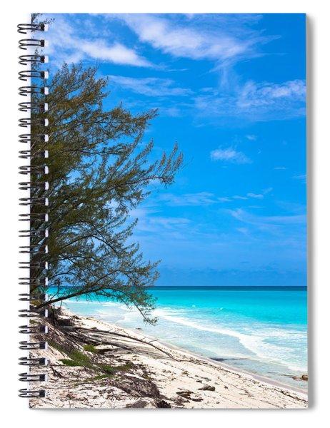 Bimini Beach Spiral Notebook