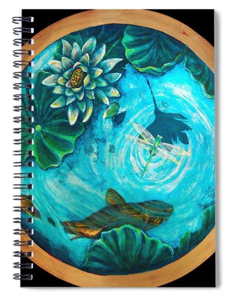 Birdseyedragonfly Spiral Notebook