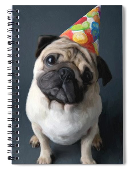 Birthday Boy Spiral Notebook