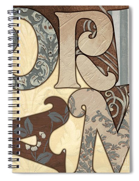 Bohemian Dream Spiral Notebook