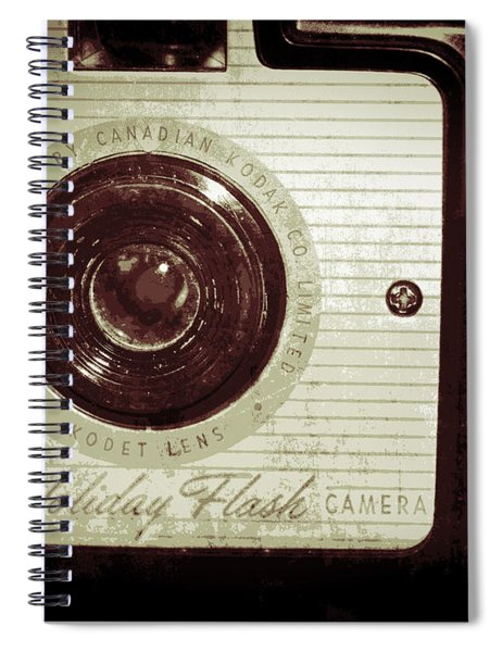 Brownie Spiral Notebook