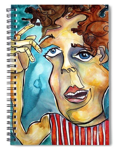 Bucko Spiral Notebook