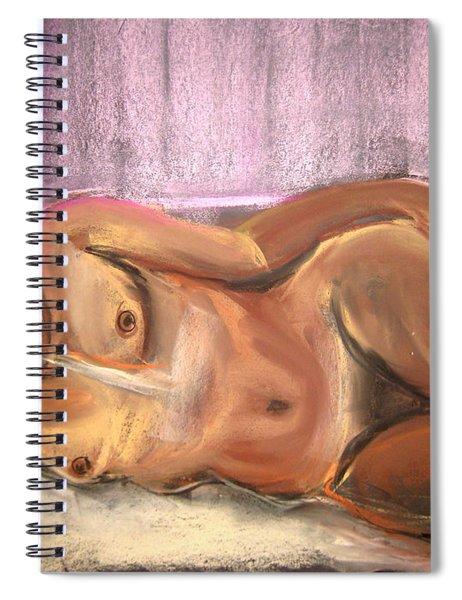 Burning Dream Spiral Notebook