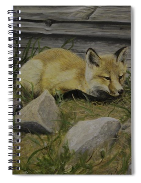 By The Den Spiral Notebook