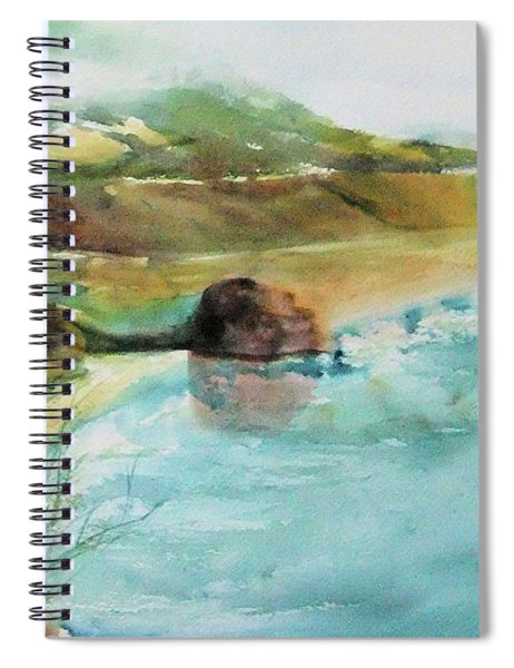 California Dreaming Spiral Notebook