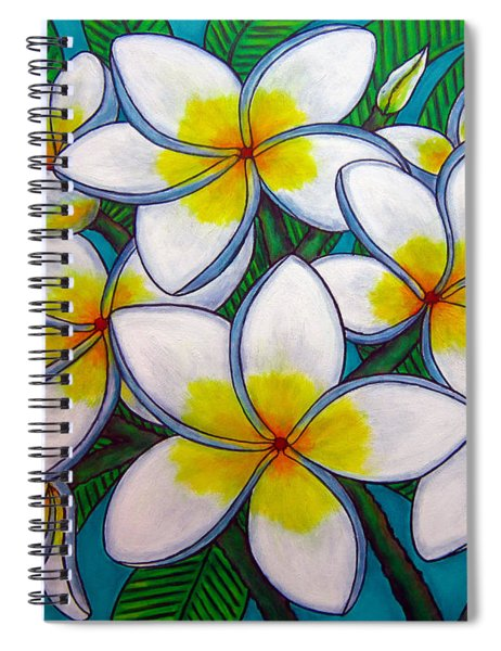 Caribbean Gems Spiral Notebook