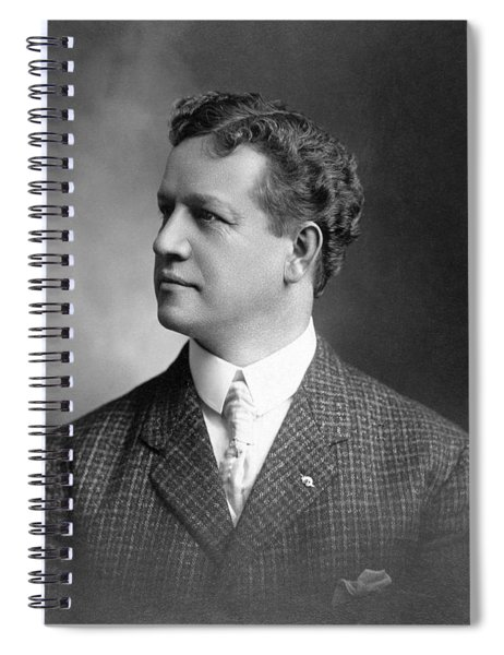 Charles H. Ebbets (1859-1925) Spiral Notebook