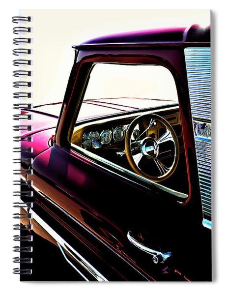Chevy Pickup Spiral Notebook