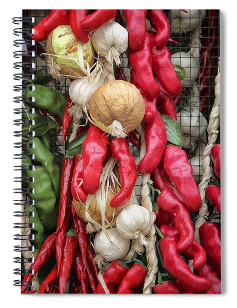 Chilis Spiral Notebook