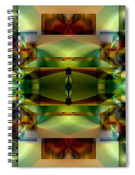 Color Genesis 1 Spiral Notebook