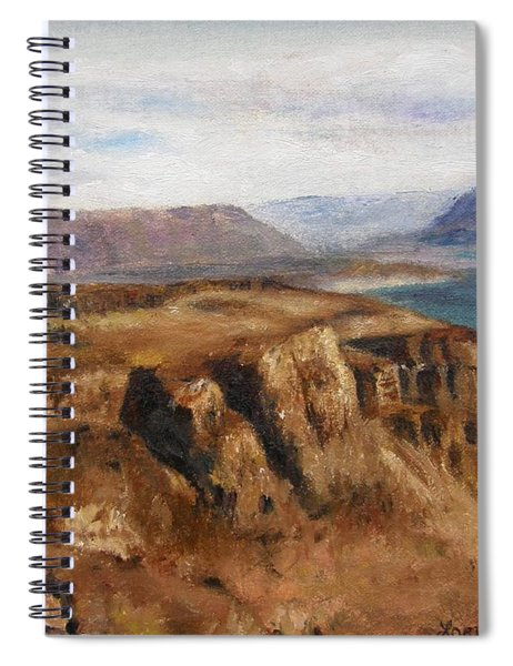 Columbia River Gorge I Spiral Notebook