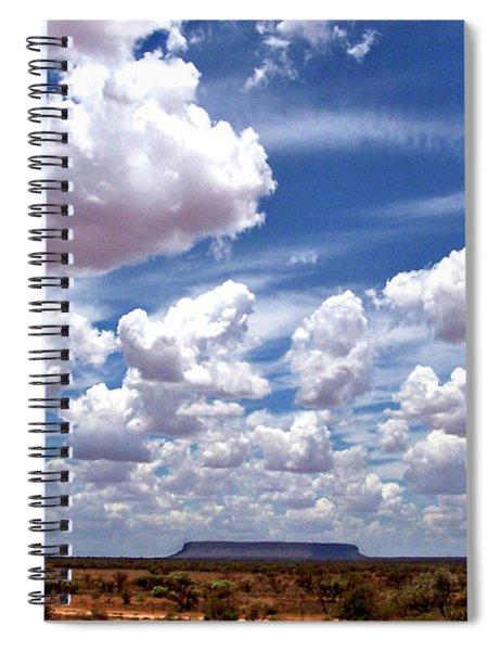 Conner's Rock Spiral Notebook