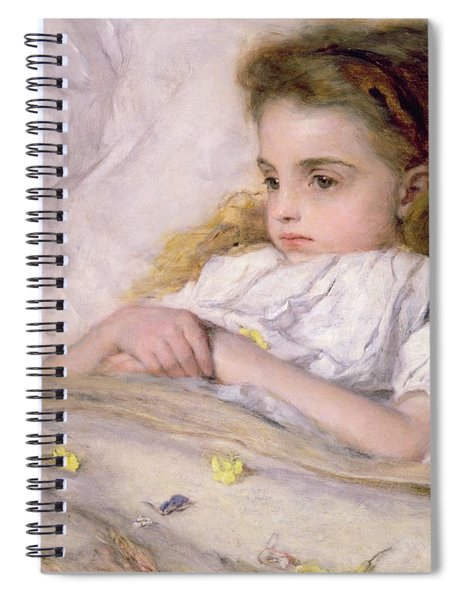 Convalescent Spiral Notebook