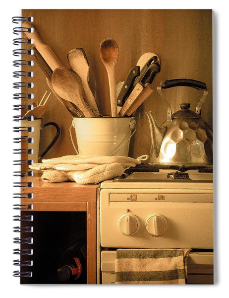 Athens, Greece - Cook's Tools Spiral Notebook