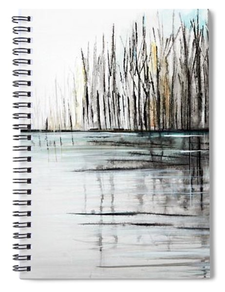 Cool Day Spiral Notebook