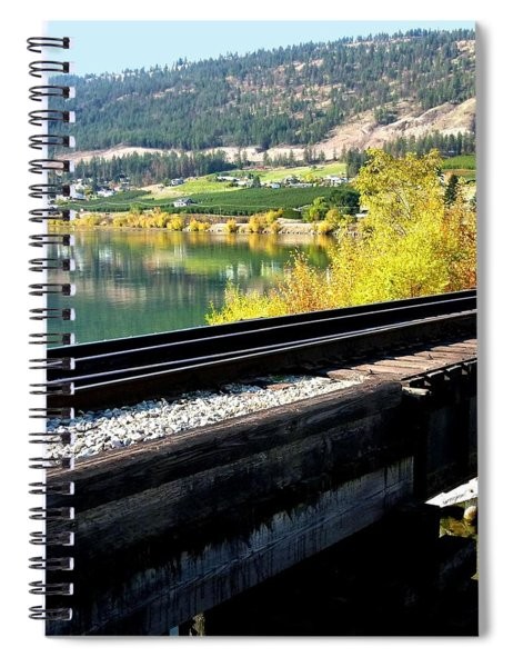 Country Color 7 Spiral Notebook
