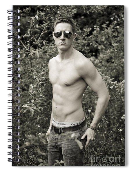 CR2 Spiral Notebook