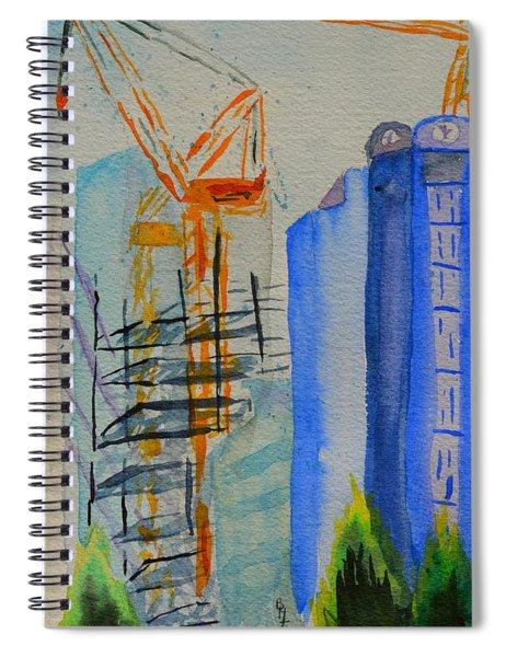 Development Spiral Notebook