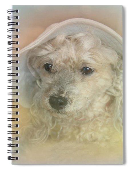 Emily's Bonnet Spiral Notebook