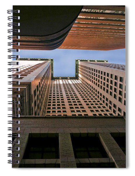 Exchange Canyon Spiral Notebook
