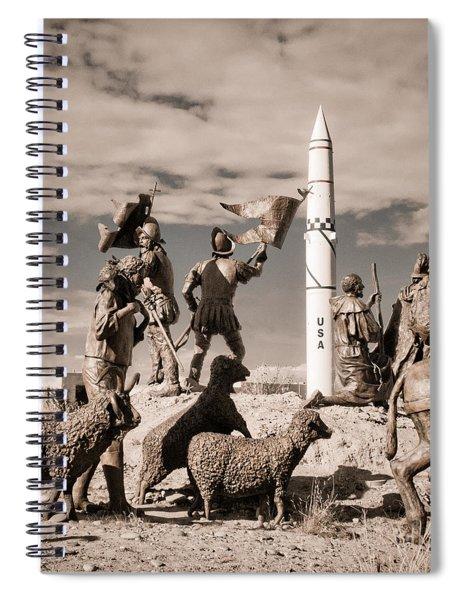 Explorers Spiral Notebook