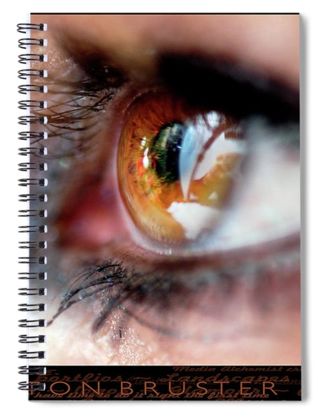 Eye Don't Know Spiral Notebook