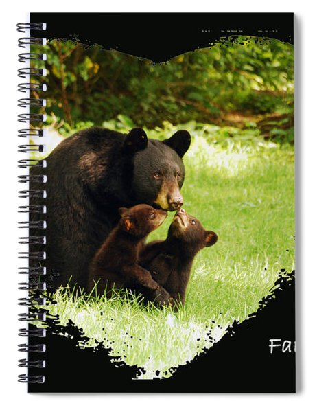 Family Matters Spiral Notebook