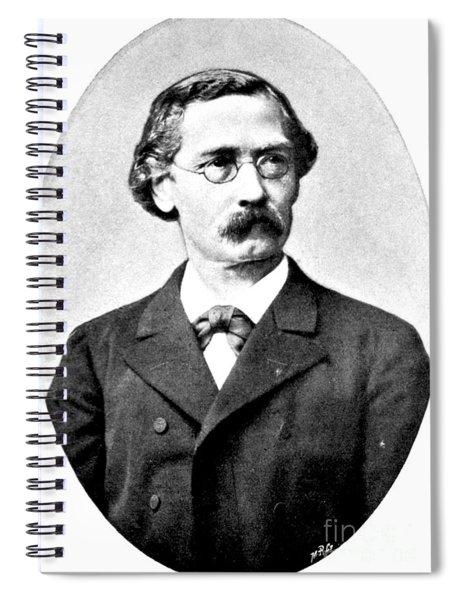 Felix Hoppe-seyler, German Physiologist Spiral Notebook