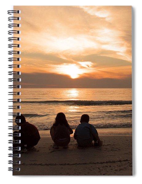 Final Touch Spiral Notebook