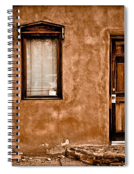 Albuquerque, New Mexico - Flyer Spiral Notebook