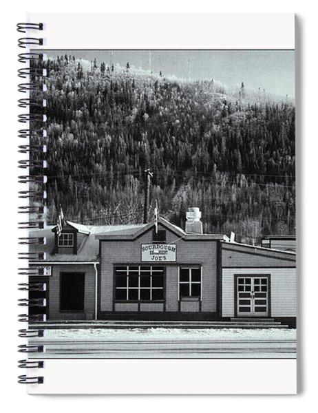 Front Street Spiral Notebook