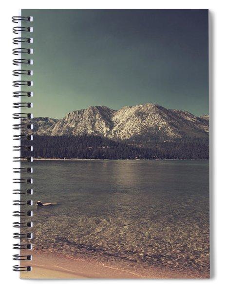 Fun At The Lake Spiral Notebook
