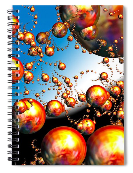 Gateway Street Spiral Notebook