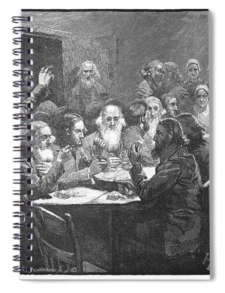 German Baptist Brethren Spiral Notebook