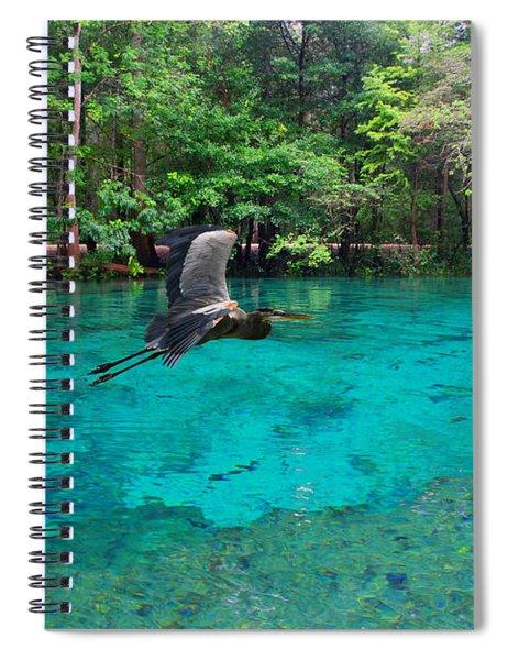 Ginnie Springs Spiral Notebook