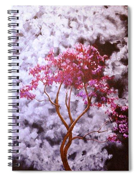 Give Me Light Spiral Notebook