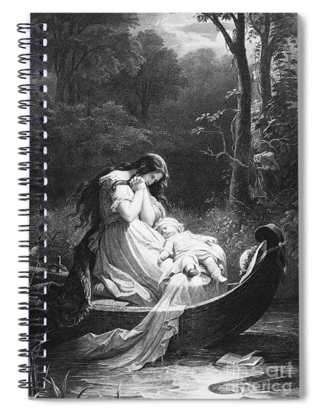 Goethe: Elective Affinities Spiral Notebook