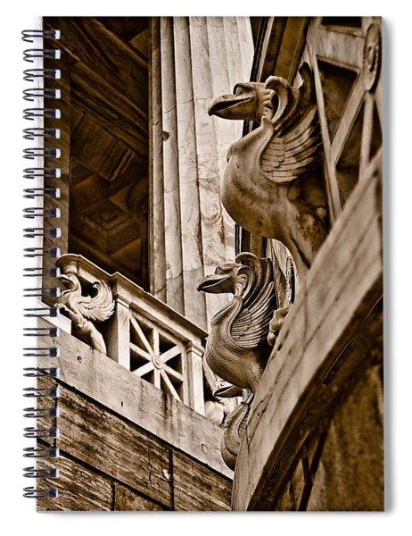 Athens, Greece - Griffen Watch Spiral Notebook