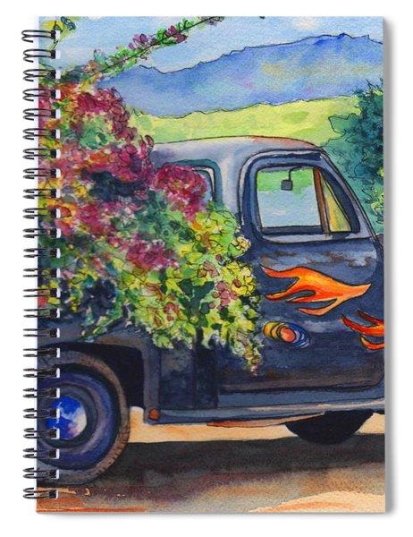 Hanapepe Truck Spiral Notebook