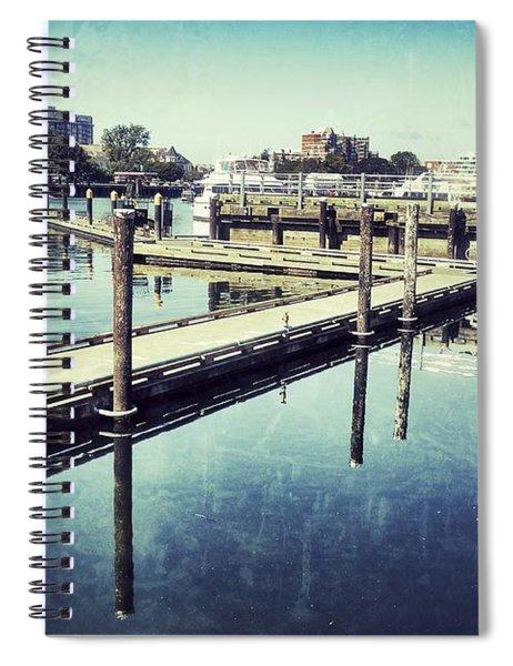 Harbor Time Spiral Notebook