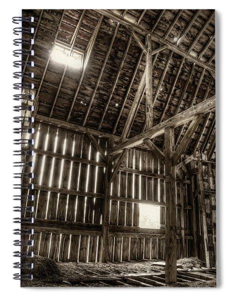 Hay Loft Spiral Notebook